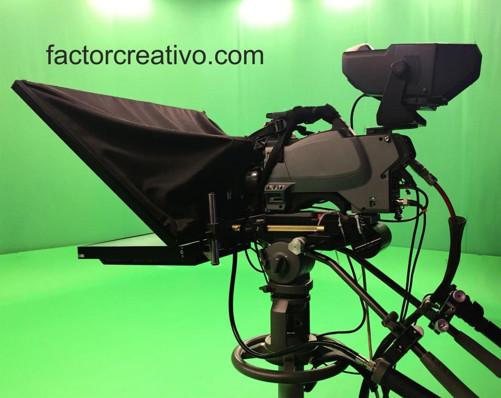 Anuncios de TV y grabación de video